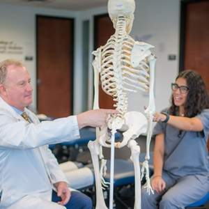 Doctor of Chiropractic program at Keiser University