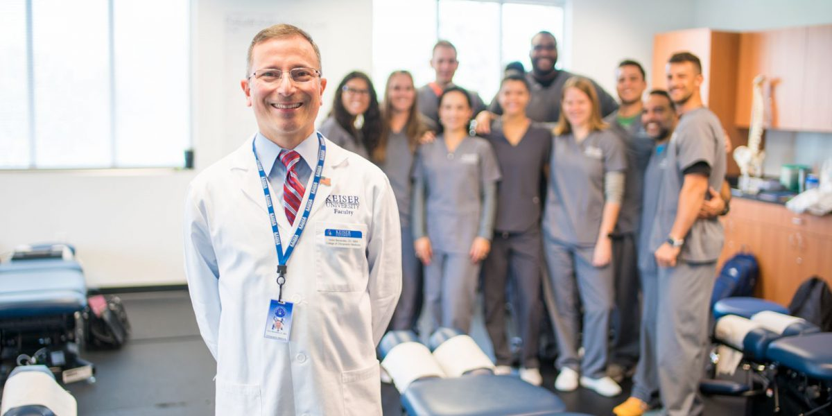 Keiser University - Spine Care Clinic
